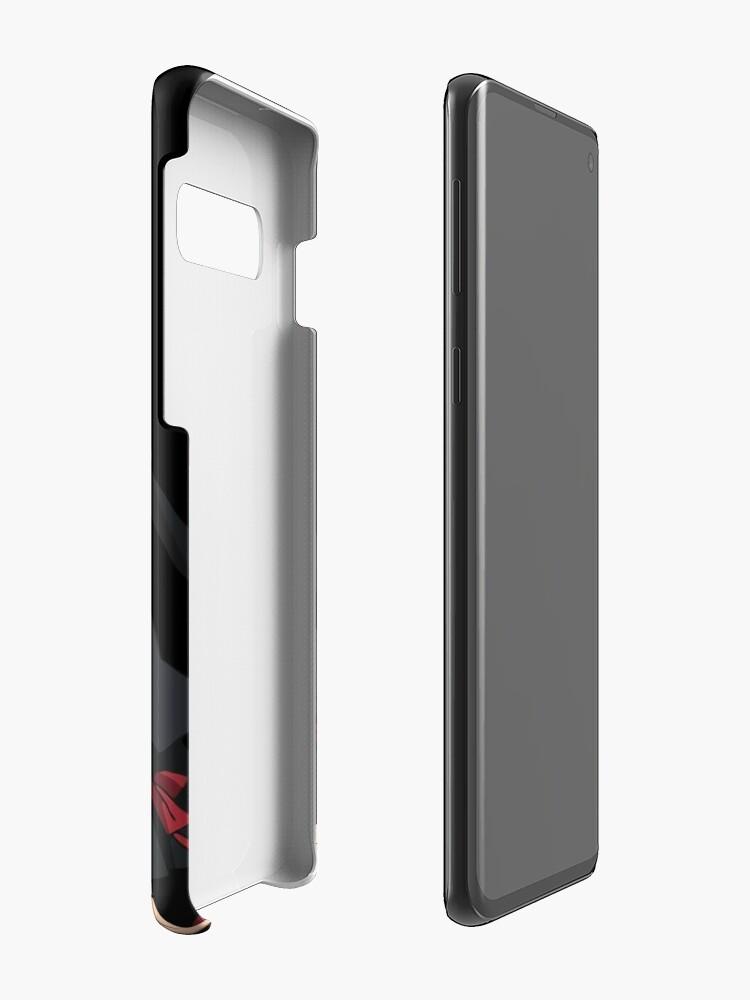 Alternative Ansicht von Rory Mercury - Gate - Hockend Hüllen & Klebefolien für Samsung Galaxy