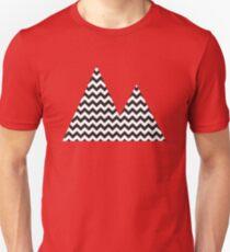 Chevron Mountains ;;;;;) T-Shirt