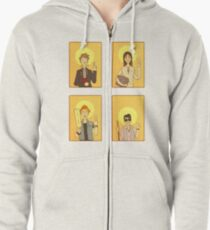 Saint Young Ones Zipped Hoodie