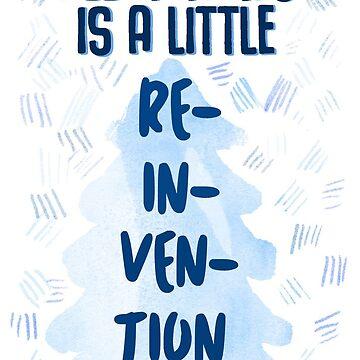 Reinvention- Dear Evan Hansen by EleanorMorlino