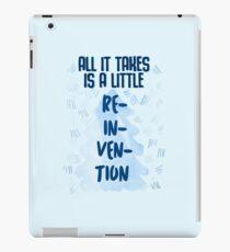Reinvention- Dear Evan Hansen iPad Case/Skin