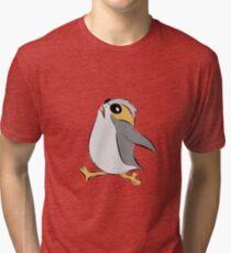 Star Wars Porg Minimal Tri-blend T-Shirt
