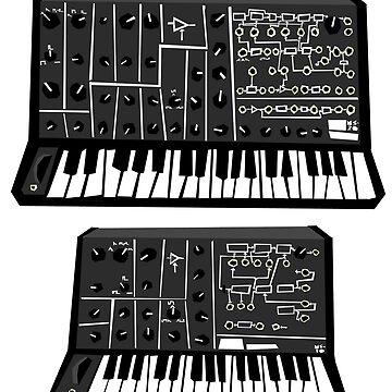 MS-10+MS-20 by kriskeogh