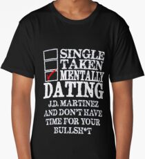 JD Martinez Long T-Shirt