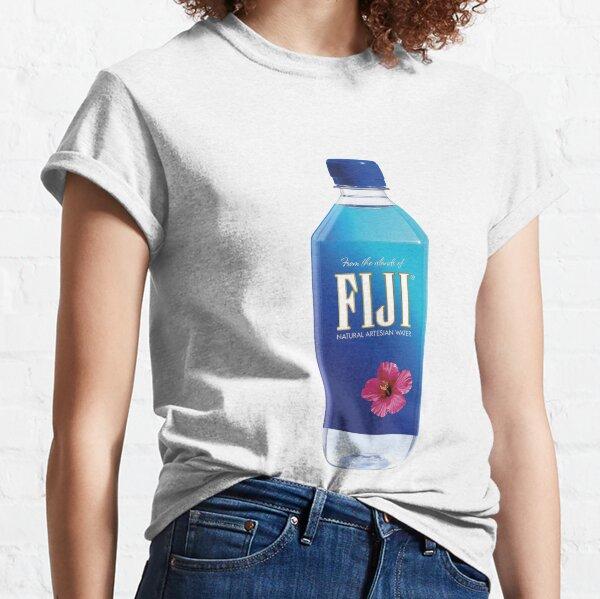 FIJI WATER BOTTLE - Modern Design Classic T-Shirt