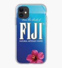 FIJI WATER BOTTLE - Modern Design iPhone Case