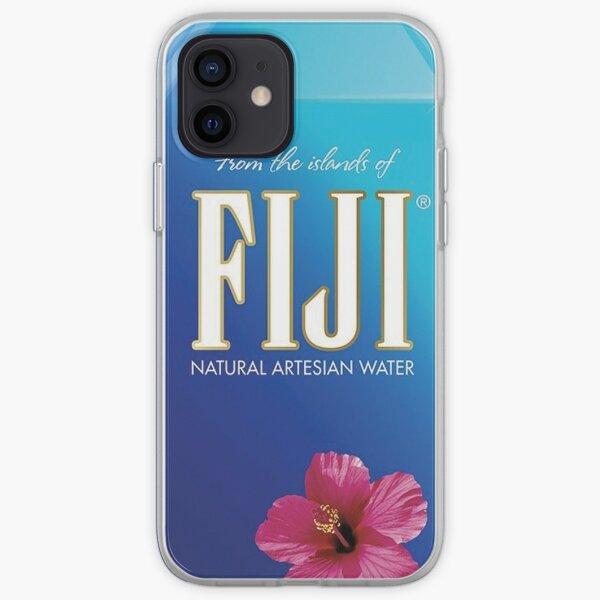 FIJI WATER BOTTLE - Modern Design iPhone Soft Case