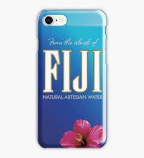 FIJI WATER BOTTLE - Modern Design iPhone Case/Skin