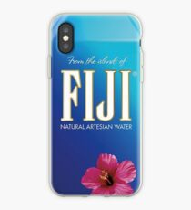 FIJI WATER BOTTLE - Modern Design iPhone Case