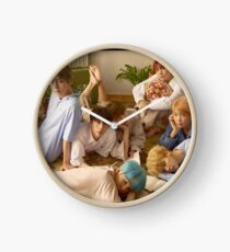 "BTS-Love""Her""~ Group 1 Clock"