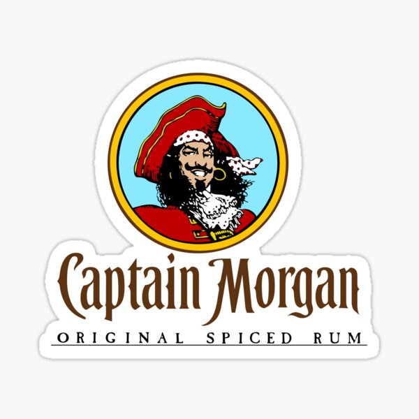 CAPITAINE MORGAN Sticker