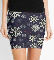 Snowflake Mini Skirt