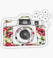 Camera Design Sticker