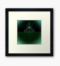 Higher state of consciousness  Framed Print