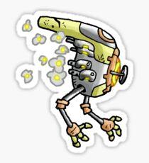 securitybot I Sticker