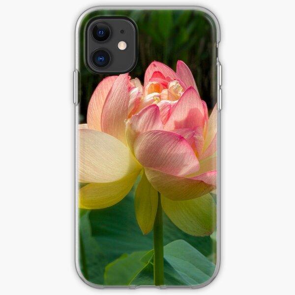 Lotus Bloom iPhone Soft Case
