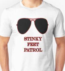 Stinky Feet Patrol T-Shirt