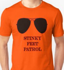 Stinky Feet Patrol T-Shirt