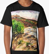Magaliesburg landscape Long T-Shirt