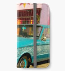 Old Blue Ford iPhone Wallet/Case/Skin