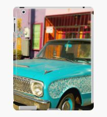 Old Blue Ford iPad Case/Skin