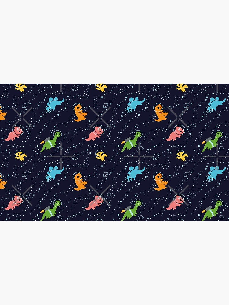 Dinosaurs In Space by KristyKate