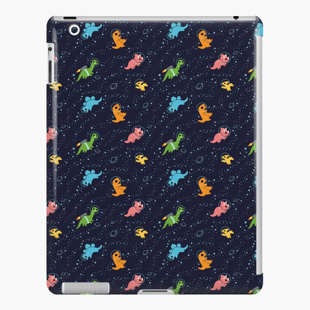 Dinosaurs In Space iPad Case & Skin