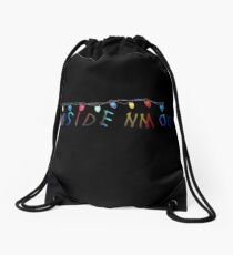 Stranger Things Drawstring Bag