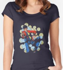 Lupin The 3rd Women's Fitted Scoop T-Shirt