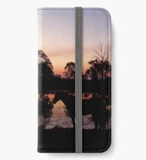 Tranquil Equine iPhone Wallet/Case/Skin