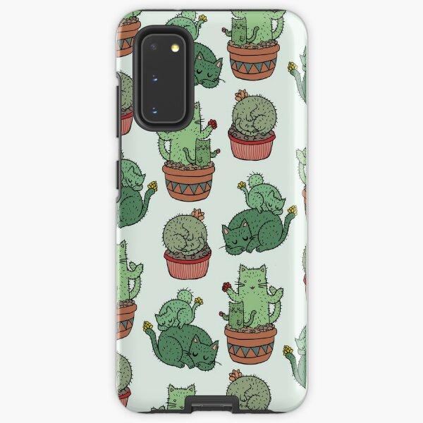 Cactus Cats Samsung Galaxy Tough Case