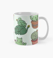 Kaktus Katzen Tasse