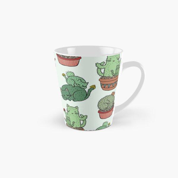 Cactus Cats Tall Mug