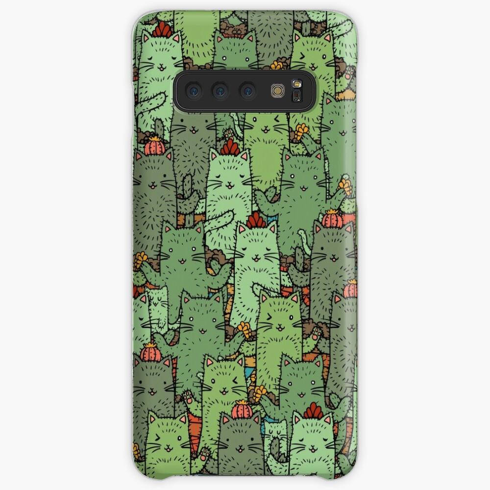 Catcus Garden Case & Skin for Samsung Galaxy