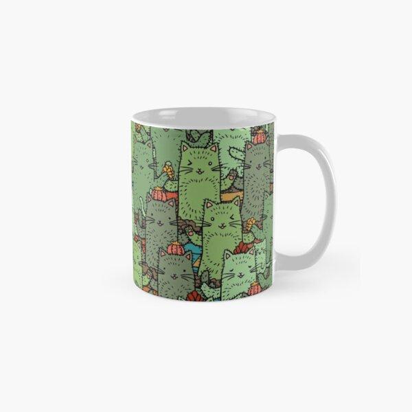 Catcus Garden Classic Mug