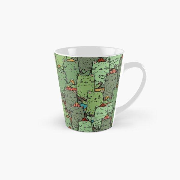 Catcus Garden Tall Mug