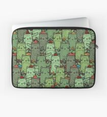 Catcus Garden Laptop Sleeve
