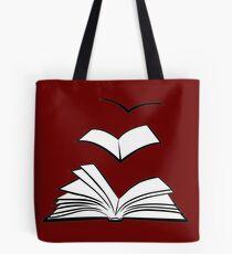 A Reader's Journey Tote Bag