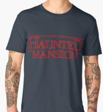 Haunted Mansion X Stranger Things Men's Premium T-Shirt