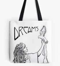 Stevie Nicks- Art Nouveau Style- B&W Tote Bag