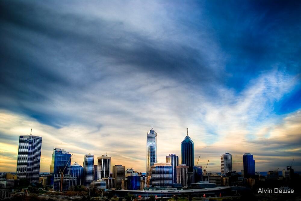 Magnificant Perth by Alvin Dewse