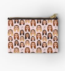 Chibi Pattern LM Touch Studio Pouch