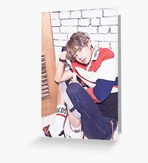 BTS Love Yourself: Her Version V Taehyung Greeting Card