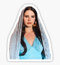 goddess lana Sticker