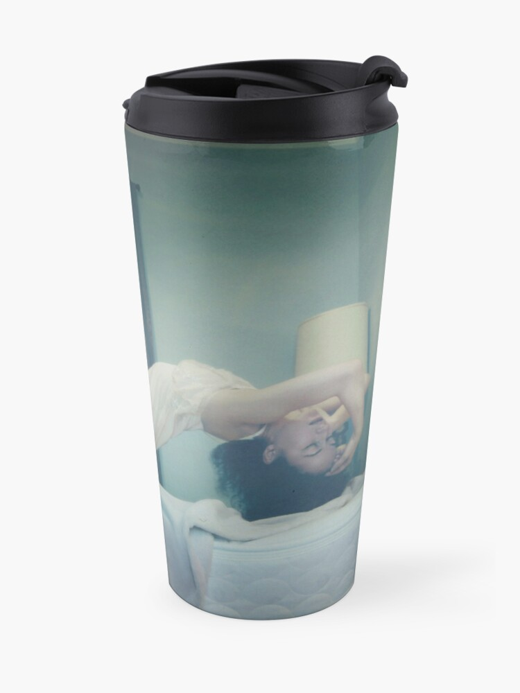 Alternate view of In Between Awake And Asleep Travel Mug