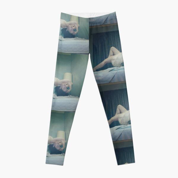 In Between Awake And Asleep Leggings