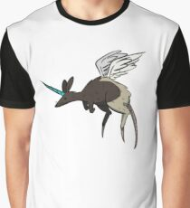 Fantasy Rat Graphic T-Shirt