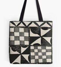 Tapa Cloth Pattern | Pacifica Pattern Tote Bag