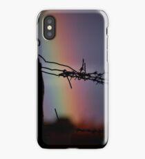 Wire Rainbow iPhone Case/Skin