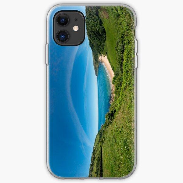 Kinnagoe Bay - iPhone iPhone Soft Case